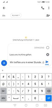Huawei Mate 20 - MMS - Erstellen und senden - 13 / 22