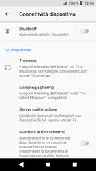 Sony Xperia XZ1 - Bluetooth - Collegamento dei dispositivi - Fase 5