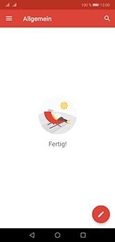 Huawei P20 Lite - E-Mail - Konto einrichten (gmail) - 2 / 2