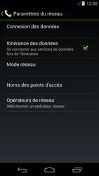 Acer Liquid Jade - Internet - désactivation du roaming de données - Étape 6