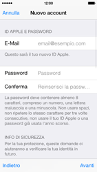Apple iPhone 5c - iOS 8 - Applicazioni - Configurazione del negozio applicazioni - Fase 13