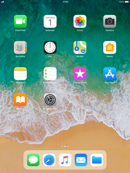 Apple iPad mini 2 iOS 11 - E-Mail - 032c. Email wizard - Outlook - Schritt 1