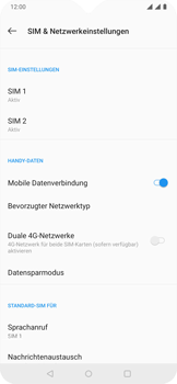 OnePlus 6T - Android Pie - MMS - Manuelle Konfiguration - Schritt 7