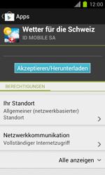 Samsung Galaxy S II - Apps - Installieren von Apps - Schritt 15