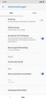 Nokia 6.2 - Netzwerk - So aktivieren Sie eine 4G-Verbindung - Schritt 10