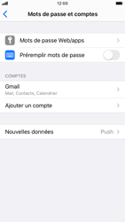 Apple iPhone 8 - iOS 13 - E-mail - 032a. Email wizard - Gmail - Étape 10