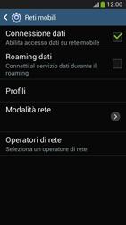 Samsung SM-G3815 Galaxy Express 2 - Internet e roaming dati - Disattivazione del roaming dati - Fase 7