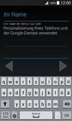 Samsung G388F Galaxy Xcover 3 - Apps - Konto anlegen und einrichten - Schritt 7