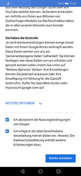 Huawei Honor Play - Apps - Konto anlegen und einrichten - 14 / 19