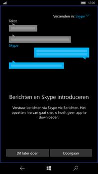 Microsoft Lumia 950 XL - MMS - afbeeldingen verzenden - Stap 3