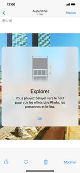 Apple iPhone 11 - Photos, vidéos, musique - Prendre une photo - Étape 10