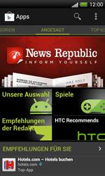 HTC One SV - Apps - Einrichten des App Stores - Schritt 17