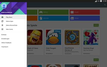 Samsung T535 Galaxy Tab 4 10.1 - Apps - Nach App-Updates suchen - Schritt 5