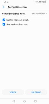 Huawei Y7 (2019) - E-mail - e-mail instellen: POP3 - Stap 16