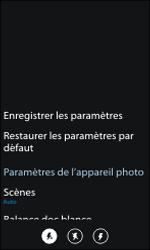 Nokia Lumia 800 - Photos, vidéos, musique - Prendre une photo - Étape 8