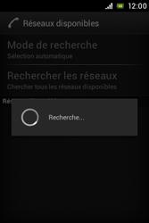 Sony ST23i Xperia Miro - Réseau - utilisation à l'étranger - Étape 10
