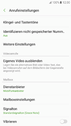 Samsung Galaxy A3 (2017) - Anrufe - Rufumleitungen setzen und löschen - Schritt 6