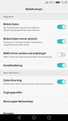 Huawei Nova - Ausland - Im Ausland surfen – Datenroaming - 10 / 12