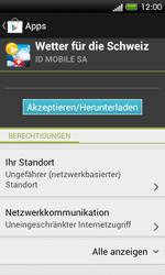 HTC One SV - Apps - Installieren von Apps - Schritt 14