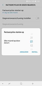 Samsung Galaxy A7 (2018) - internet - mobiele data managen - stap 8