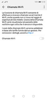 Huawei P20 - Android Pie - WiFi - Attivare WiFi Calling - Fase 7