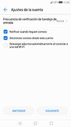 Huawei P10 - E-mail - Configurar Yahoo! - Paso 9