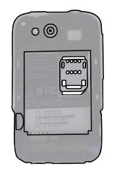 HTC A510e Wildfire S - SIM-Karte - Einlegen - Schritt 4