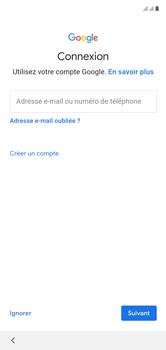 Samsung Galaxy Note 10 - Premiers pas - Configuration de l