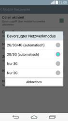 LG D722 G3 S - Netzwerk - Netzwerkeinstellungen ändern - Schritt 7
