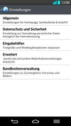 LG G2 - Internet - Apn-Einstellungen - 24 / 30