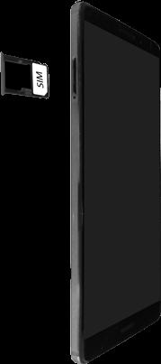 Huawei Mate 9 - SIM-Karte - Einlegen - Schritt 6