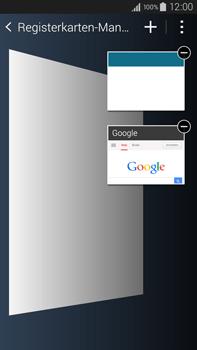 Samsung Galaxy Note 4 - Internet und Datenroaming - Verwenden des Internets - Schritt 13