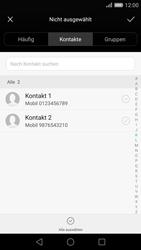Huawei P8 - MMS - Erstellen und senden - 1 / 1