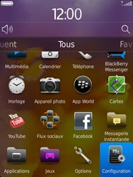 BlackBerry 9810 Torch - E-mail - Configuration manuelle - Étape 3