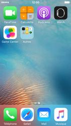 Apple iPhone SE - Contact, Appels, SMS/MMS - Ajouter un contact - Étape 3