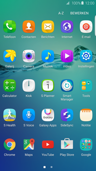 Samsung G928F Galaxy S6 Edge + - Voicemail - Handmatig instellen - Stap 3