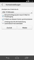Huawei Ascend P7 - E-Mail - Konto einrichten (yahoo) - 8 / 12