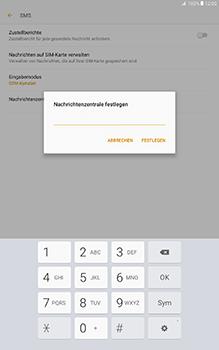 Samsung Galaxy Tab A 10-1 - SMS - Manuelle Konfiguration - Schritt 9