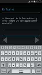 Samsung Galaxy A5 - Apps - Konto anlegen und einrichten - 6 / 22