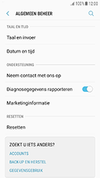 Samsung Galaxy J3 (2017) (SM-J330F) - Instellingen aanpassen - Fabrieksinstellingen terugzetten - Stap 5