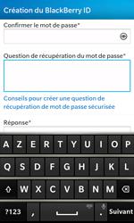 BlackBerry Z10 - Applications - Configuration de votre store d