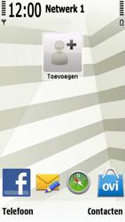Nokia 5230 - netwerk en bereik - gebruik in binnen- en buitenland - stap 11