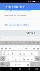 Huawei P8 Lite 2017 - E-Mail - Konto einrichten (gmail) - Schritt 9