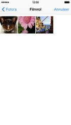 Apple iPhone 5s iOS 8 - MMS - Afbeeldingen verzenden - Stap 10