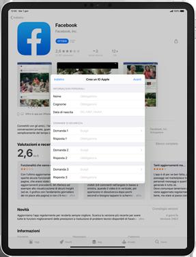Apple iPad Pro 10.5 (1st gen) - iPadOS 13 - Applicazioni - Configurazione del negozio applicazioni - Fase 12