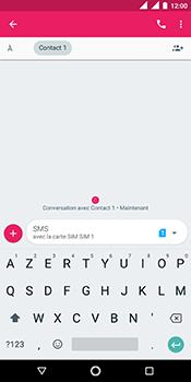 Nokia 5.1 - MMS - envoi d'images - Étape 6