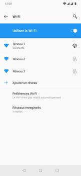 OnePlus 7 Pro - Internet et connexion - Accéder au réseau Wi-Fi - Étape 9