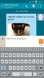 Samsung A300FU Galaxy A3 - MMS - Erstellen und senden - Schritt 26