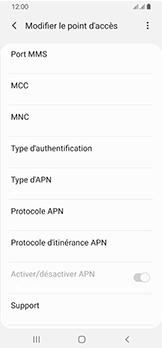 Samsung Galaxy A40 - Premiers pas - Configurer l