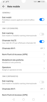 Huawei P30 Pro - WiFi - Attivare WiFi Calling - Fase 6